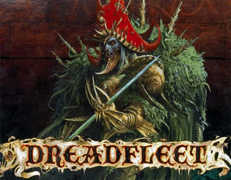 Kapitan Noctilus - Dreadfleet
