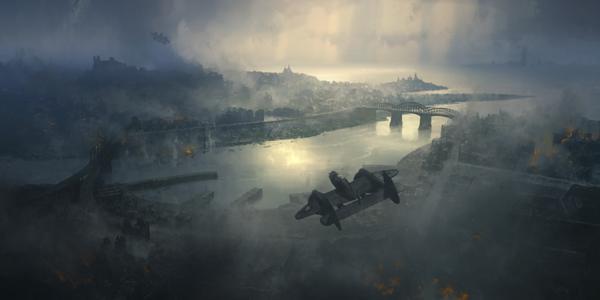 OI air-raid