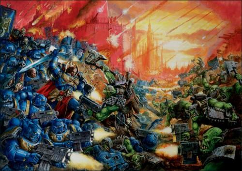 Warhammer 40000 - Fot.GW