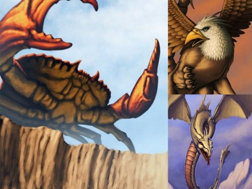 Mityczne potwory