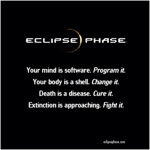 Eclipse Phase - wprowadzenie
