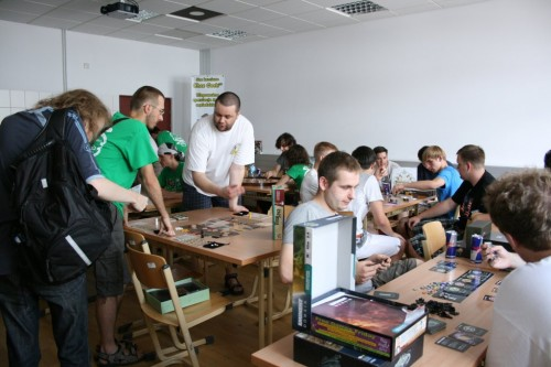 Sala LocWorks-Luzodajnia