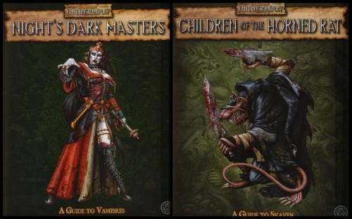 Night's Dark Masters, Children of the Horned Rat