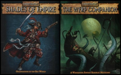 Warhammer Companion, Shades of Empire
