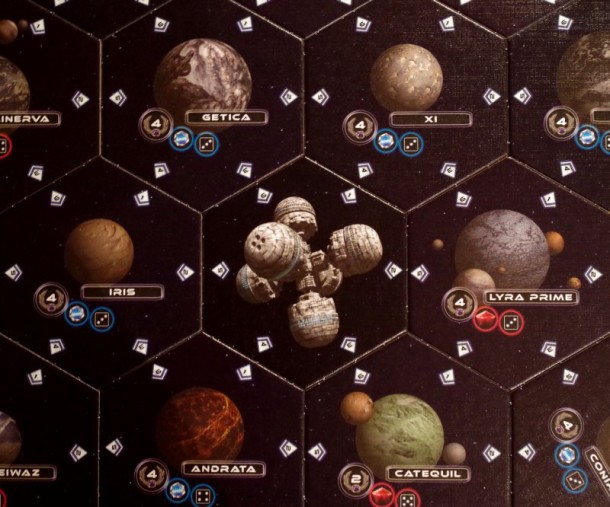 Wszechświat oczami mieszkańców Proximy Centauri