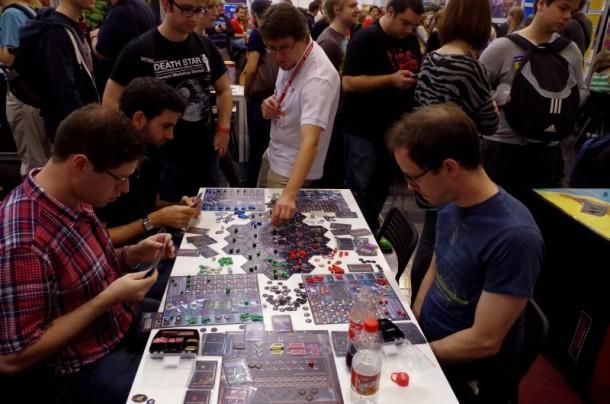 Exodus: Proxima Centauri  natargach Spiel - poraz pierwszy...