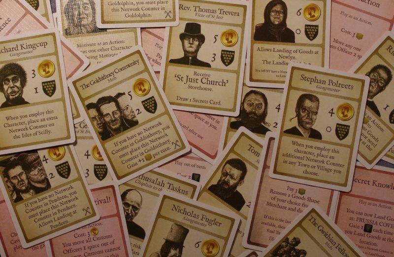 Karty, karty, mnóstwo kart...