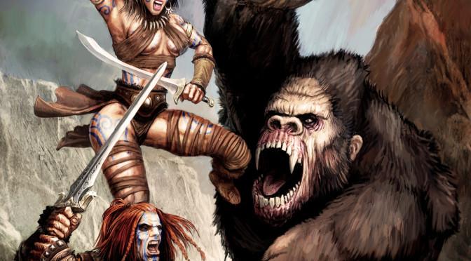 Bestie i barbarzyńcy