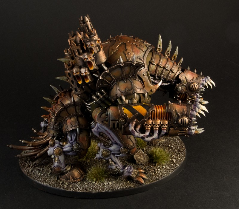 Chaos Space Marine Forgefiend
